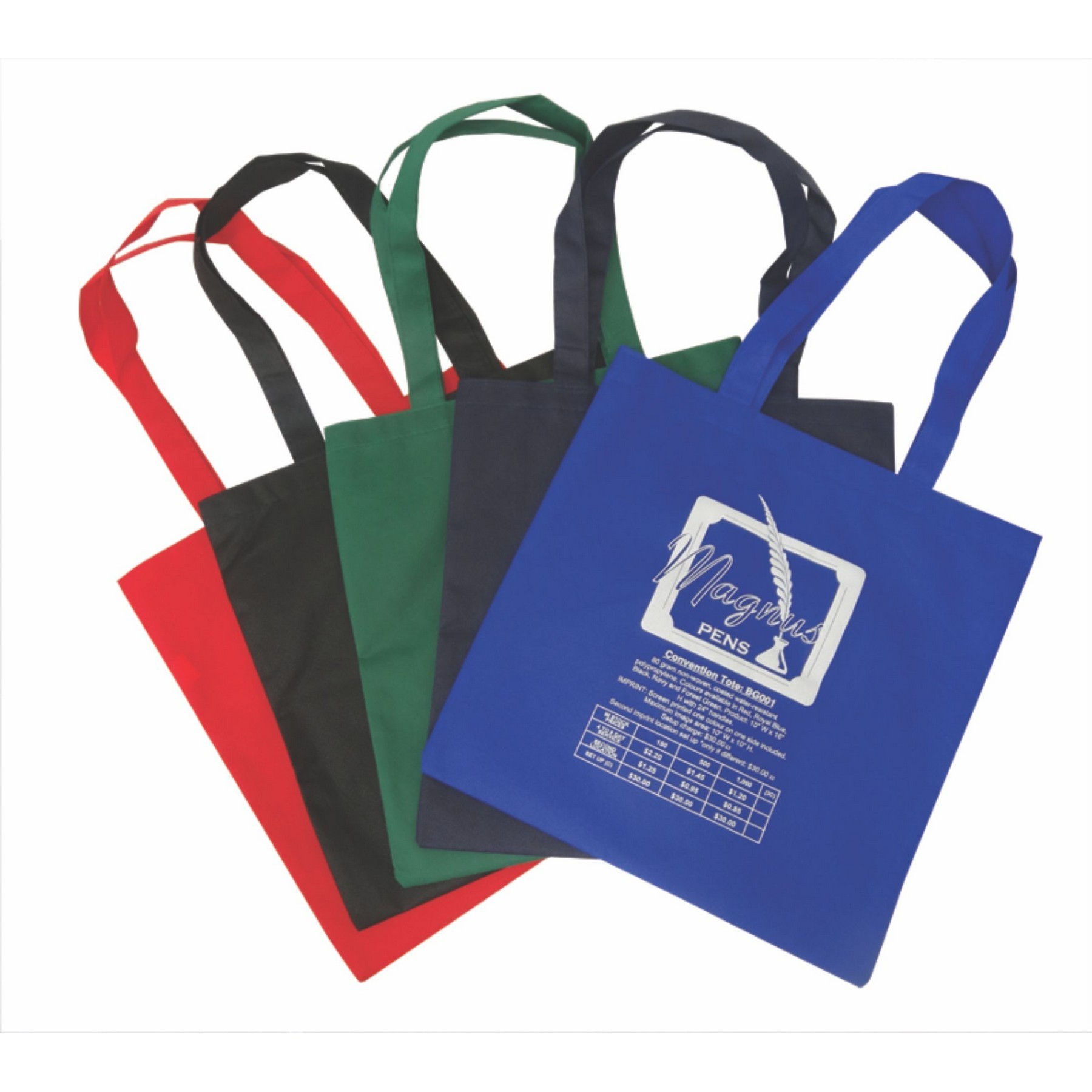 Convention Tote (10-15 days)